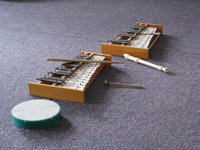 Rozvíjejte hudební sluch u batolat
